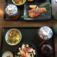 Photo taken at Fukuichi Japanese Dining Restaurant by Ting on 5/17/2016
