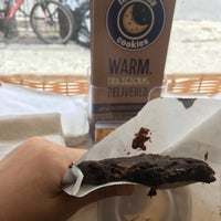 Photo taken at Insomnia Cookies by Ting on 2/20/2016
