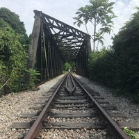 Photo taken at Railway Bridge (Upper Bukit Timah Road) by Ting on 6/26/2017