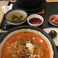 Photo taken at The Palace Korean Restaurant by Ting on 11/20/2015