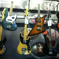 Photo taken at Guitar Center by F. Khristopher B. on 2/25/2013