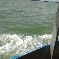 Photo taken at On A Boat by Zulkifli & N. on 6/1/2013