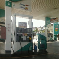 Photo taken at PETRONAS Station by Wan T. on 11/3/2012