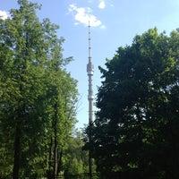 5/19/2013 tarihinde Фарид И.ziyaretçi tarafından Парк «Останкино»'de çekilen fotoğraf