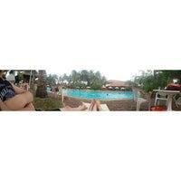 Photo taken at Pantai Mutiara Swimming Pool by Christine D. on 11/27/2014