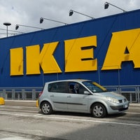 Photo taken at IKEA by Layla Y. on 9/11/2014