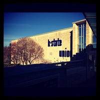 Photo taken at K-State Student Union by Brian F. on 12/4/2012