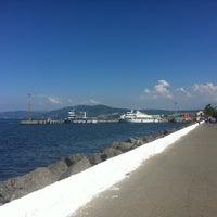 6/4/2013 tarihinde Fahri T.ziyaretçi tarafından Mudanya Sahili'de çekilen fotoğraf