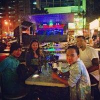 Photo taken at The Avids Restobar (Metrowalk) by Cristine G. on 8/24/2013