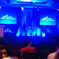 Photo taken at Contemporary Resort Convention Center by Laurie C. on 6/26/2013
