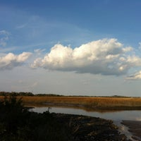 Photo taken at The Theodore Roosevelt Area at Timucuan Preserve by Brittany S. on 1/26/2013
