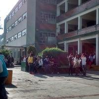 Photo taken at Preparatoria 1 Adolfo Lopez Mateos by Ale R. on 8/30/2014