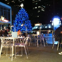 Photo taken at Celsius at Bryant Park by nathan k. on 1/2/2013