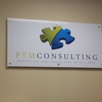 Photo taken at PTM Consulting by Cee J. on 7/25/2013