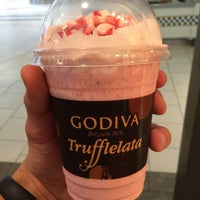 Photo taken at Godiva Chocolatier by Cee J. on 11/21/2014