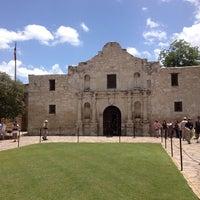 Photo taken at The Alamo by Alan G. on 6/24/2013