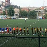 Das Foto wurde bei Alibeyköy Spor Tesisleri von Serdar E. am 9/20/2015 aufgenommen