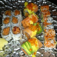 Photo taken at Sushi Damo by Justin P. on 3/25/2013