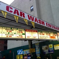 Photo taken at 1st Ave Car Wash & Lube Detail Center by Justin P. on 5/2/2013
