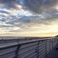 Photo taken at Long Beach Boardwalk by Justin P. on 8/17/2014