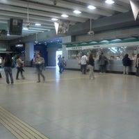 Photo taken at Metro Plaza de Maipú by Stephanie T. on 10/18/2012