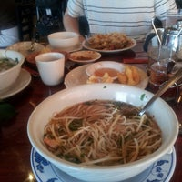 Photo taken at Linh's Bistro by Randy D. on 6/29/2013