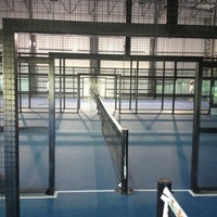 Photo taken at Padel PRO by @marceloingo on 1/16/2013