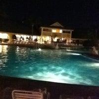 Photo taken at Silver Lake Resort Cabana Bar And Grill by Robert G. on 11/10/2012