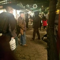 Photo taken at Union Square Holiday Market by Gina on 12/22/2016