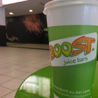 Photo taken at Boost Juice Bars by James H. on 2/12/2017