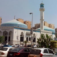 Photo taken at Armed Forces Mosque by Mohmed F. on 8/27/2013