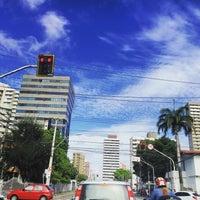 Photo taken at Avenida Dom Luís by Edson C. on 3/4/2016