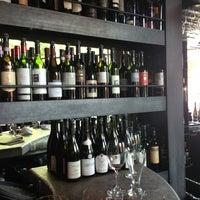 Photo taken at Purple Cafe & Wine Bar by Jason R. on 6/1/2013