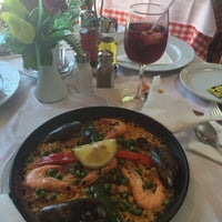 Photo taken at Restaurante Marfil by Оленька Р. on 5/19/2014