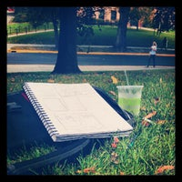 Photo taken at Magrath Library by Nicole G. on 9/19/2012
