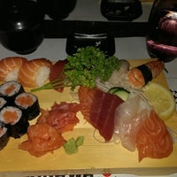 Photo taken at Okinawa Sushi by Yves A. on 5/27/2013