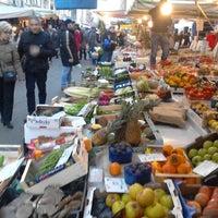 Photo taken at Mercato di via Fauche by francescotom on 12/14/2013