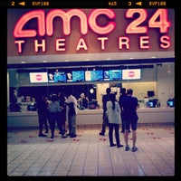 Photo taken at AMC Aventura 24 by Kay Jake Ferner on 12/30/2012
