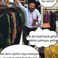 Photo taken at SaLaŞ giyim by M.$ on 6/13/2015