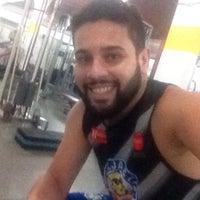 Photo taken at Academia Movimento Fitness by Thiago H. on 10/20/2015