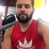 Photo taken at Academia Movimento Fitness by Thiago H. on 10/21/2015