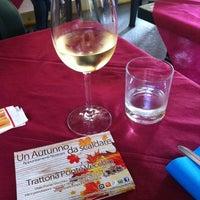 Photo prise au Trattoria Ponte Vecchio par Alberto M. le10/18/2014