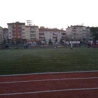 Photo taken at Niğde 5 Şubat Stadyumu by 🌟Tufan007🌟 on 6/7/2013