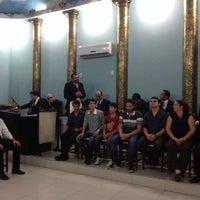 Photo taken at Capítulo Recife N°31 SCODB by Carlos Eduardo A. on 6/11/2014