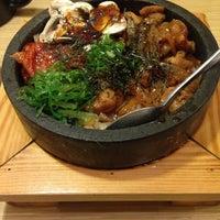 Photo taken at Yokozuna Japanese Ramen 橫綱 by Alice L. on 11/10/2013