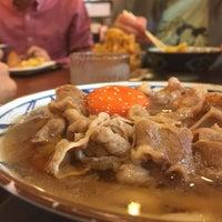 10/3/2016にpinkyが丸亀製麺 流山店で撮った写真
