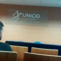 Photo taken at Universidade Cruzeiro do Sul by Filipe R. on 10/1/2016