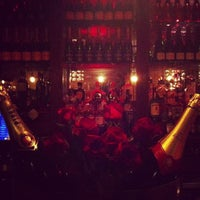 Photo taken at Flûte Gramercy by Mark E S. on 1/11/2013