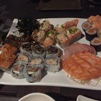 Photo taken at Temakeria Sushi Bar by Larissa W. on 7/14/2017