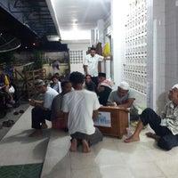 Photo taken at Masjid Jami' Manokwari by Baguz T. on 8/7/2013
